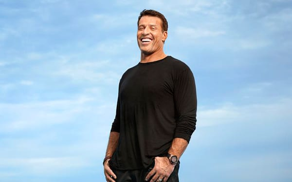 3 Tony Robbins Programs That Changed My Life