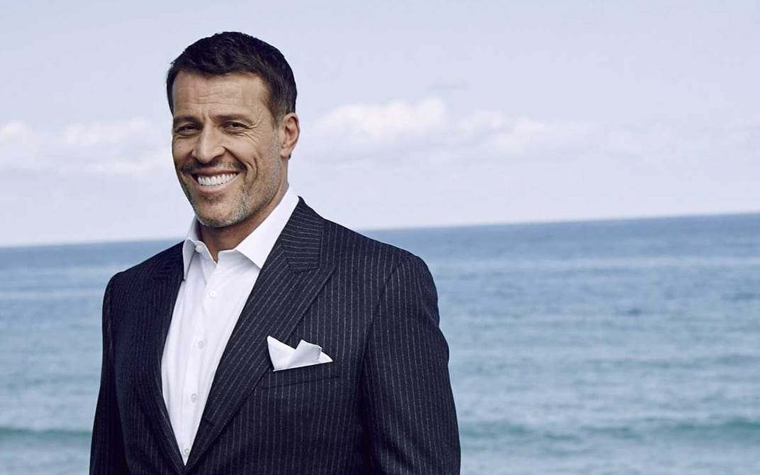 5 Awesome, Life-Changing Tony Robbins Videos