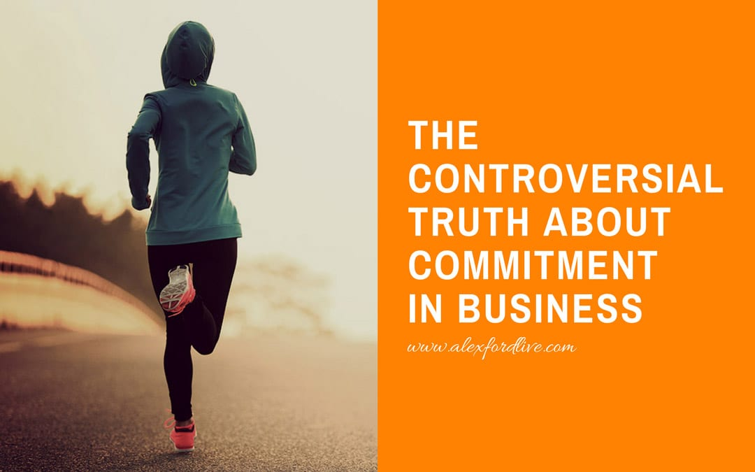 Personal Development Training The Controversial Truth About Commitment In Business